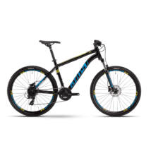 Ghost Kato Base 26 2021 férfi Mountain Bike Black / Blue / Yellow