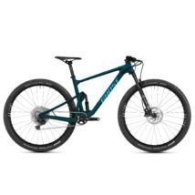 Ghost Lector FS Essential 2021 férfi Fully Mountain Bike Petrol Blue / Ocean Blue