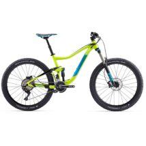 Giant Trance 2 LTD Yellow 2017 férfi Fully Mountain Bike