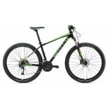 Giant Talon 29er 3 GE 2018 férfi mountain bike fekete/neon zöld