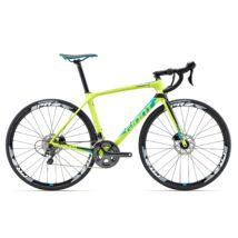 Giant TCR Advanced 1 Disc 2017 férfi országúti kerékpár