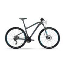 Haibike SEET HardNine 4.0 2017 Mountain Bike titán/antracit/cián matt