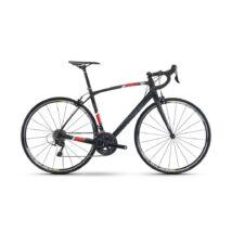 Haibike AFFAIR 3.0 2017 Országúti Kerékpár carbon/piros/fehér matt