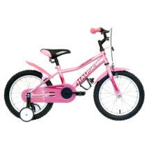 """Hauser BMX16"""" Puma világos rózsaszín Gyerek Kerékpár"""