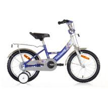 """Hauser BMX16"""" Swan ezüst/kék Gyerek Kerékpár"""