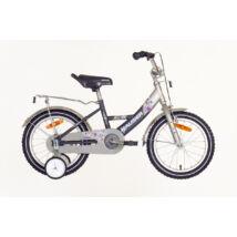 """Hauser BMX16"""" Swan matt ezüst/grafit Gyerek Kerékpár"""