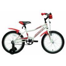 """Hauser Bmx18"""" Puma Fehér Gyerek Kerékpár"""