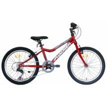 """Hauser 20"""" Fox Uni 6seb bordó Gyerek Kerékpár"""