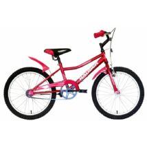 """Hauser Bmx20"""" Puma Sötét Rózsaszín Gyerek Kerékpár"""