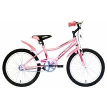 """Hauser BMX20"""" Puma világos rózsaszín Gyerek Kerékpár"""