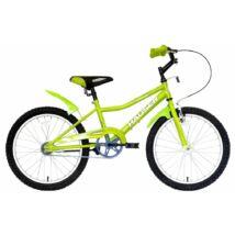 """Hauser Bmx20"""" Puma Zöld Gyerek Kerékpár"""