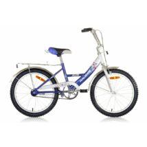 """Hauser BMX20"""" Swan ezüst/kék Gyerek Kerékpár"""