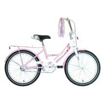 """Hauser Bmx20"""" Swan Fehér/Rózsaszín Gyerek Kerékpár"""