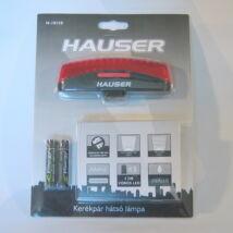 Hauser Lámpa H Villogó H-10130 5led Piros El10130