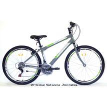 "Hauser 26"" Wildcat ffi 18seb. Df 22"" mattszürke férfi Mountain Bike"