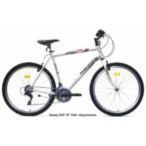 "Hauser 26"" Galaxy ffi 22"" 18seb matt világosszürke férfi Mountain Bike"