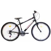 "Hauser 26"" Galaxy ffi 22"" fekete férfi Mountain Bike"