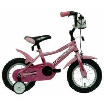 """Hauser BMX12"""" Puma világos rózsaszín Gyerek Kerékpár"""