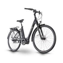 """Husqvarna Eco City 4 CB 26"""" 2021 női E-bike fekete"""