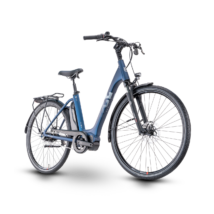 "Husqvarna Eco City 4 CB 28"" 2021 női E-bike kék"