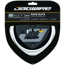Jagwire Road Elite fékbowden készlet, fehér