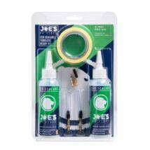 Joe's No-Flats Tubeless Ready Kit - Eco Sealant belső nélküli rendszer
