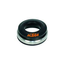 "Ktm Kormánycsapágy Headset Ktm Prime 1 1/8""–1 1/4"" 48/5 Black / Orange"