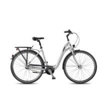 KTM CITY FUN 28.3 2018 City Kerékpár silver matt