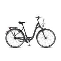 KTM CITY LINE 28.7 2018 City Kerékpár black matt