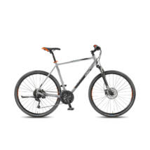KTM LIFE ROAD 27 DISC H 2018 Cross Kerékpár black matt