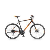 KTM LIFE TRACK 24 DISC H 2018 Cross Kerékpár black natt