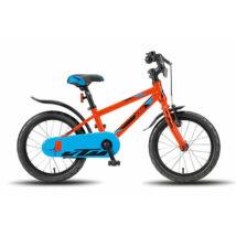 KTM Kid 1.16 boy orange / black / blue 2018 Gyerek Kerékpár