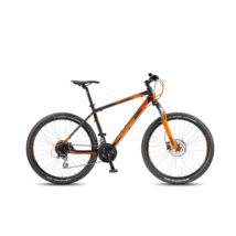 KTM CHICAGO 27.24 DISC H 2018 Mountain Bike matt black orange