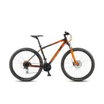 KTM CHICAGO 29.24 DISC H 2018 Mountain Bike matt black orange