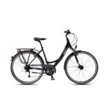 KTM LIFE TIME 24 2018 női Einrohr vázas Trekking Kerékpár black matt