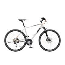 KTM LIFE ROAD 27 DISC 2019 férfi Cross Kerékpár lightgrey matt (black+orange)