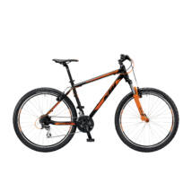 KTM CHICAGO 27.24 CLASSIC 2019 férfi Mountain Bike black matt (orange)