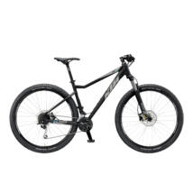 KTM ULTRA FUN 27.27 2019 férfi Mountain Bike black matt (grey+azzuro)