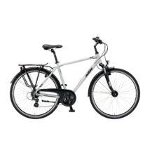 KTM LIFE JOY 24 2019 férfi Trekking Kerékpár silver matt (black)