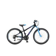 KTM WILD CROSS 24.18 2019 gyerek Kerékpár black matt (azzuro)