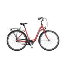 KTM CITY FUN 28 2020 női City Kerékpár bordeaux matt (grey+black)