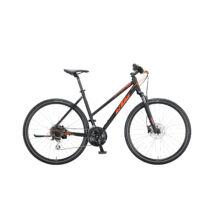 KTM LIFE TRACK 2020 női Cross Kerékpár matt black (orange)