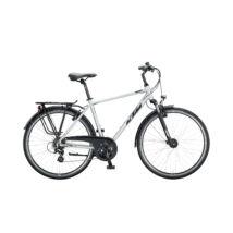 KTM LIFE JOY 2020 férfi Trekking Kerékpár silver matt (black)