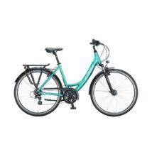KTM Life Joy 2021 női Trekking Kerékpár einrohr vázas ocean (mint)