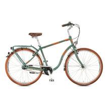 KTM Exzellent 28.7 2017 férfi City Kerékpár oliva