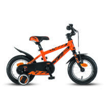 KTM Kid1.12 boy orange / black 2017 Gyerek Kerékpár