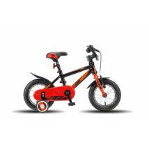 KTM Kid 1.12 boy black / orange 2018 Gyerek Kerékpár