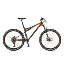 KTM LYCAN 27 MASTER 12 2017 férfi Fully Mountain Bike