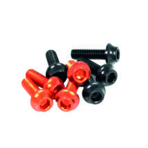 KTM Kulacstartó csavar Bottle Cage Screw Set alloy