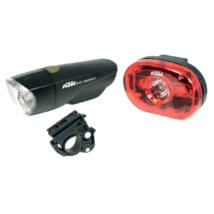 KTM Lámpa Lightset Front 1 LED 1W & Rear 0,5W